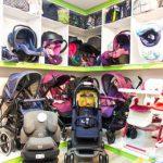 فروشگاه سیسمونی و لوازم کودک در بانه