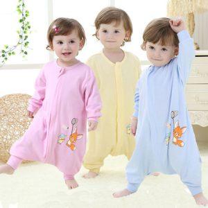 سیسمونی لباس خواب نوزاد دختر