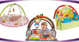 قیمت تشک بازی کودک موزیکال آویزدار