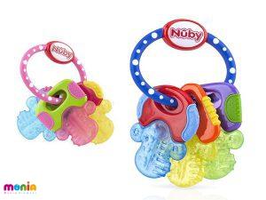 خرید دندانگیر برای نوزاد
