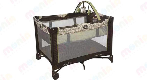 خرید اینترنتی انواع مدل تخت پارک نوزاد گراکو