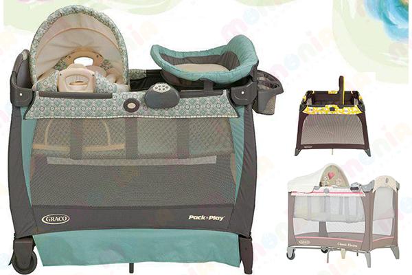 فروش اینترنتی تخت پارک نوزاد