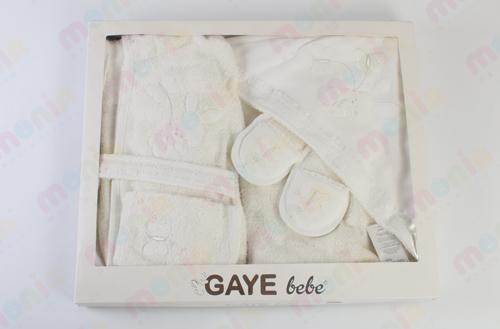 خرید اینترنتی حوله نوزاد Gaye