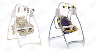 خرید اینترنتی تاب برقی نوزاد