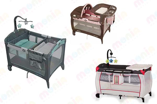 مدل های تخت پارک نوزاد