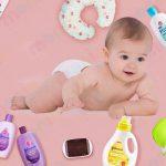 خرید وسایل بهداشتی نوزاد