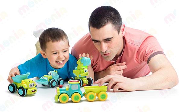 فروش اسباب بازی پسرانه برای سیسمونی