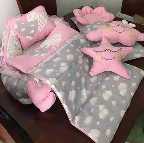 فروش سرویس لحاف نوزاد